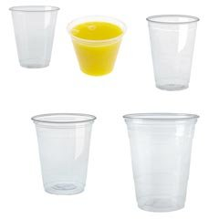 Solo 14 Oz Cold Plastic Cups, Clear, Pack of 1000 (SCCTP12) Category: Plastic Cups