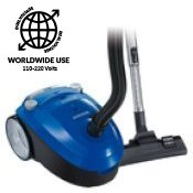 Severin Overseas Use Only Severin BR-7961 Canister Vacuum...