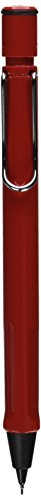 Lamy Safari Red 0.7mm Mechanical Pencil (L116)