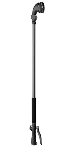 Orbit 56584 9 Pattern Turret Wand with Ratcheting Head, 36', Graphite