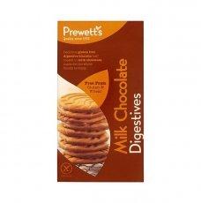 Prewett's - Milk Chocolate Digestives - 155g