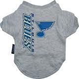 NHL St. Louis Blues Pet T-Shirt, Team Color, X-Large