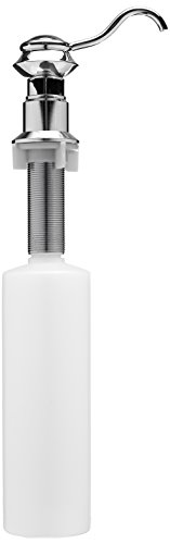 Moen 116732 Replacement Soap Dispenser from the Aberdeen Collection, Chrome