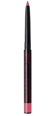 J Cat Roll It Up Auto Lip Liner Pencil 102 Amaranth ()