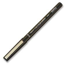 - Uchida of America Products - Calligraphy Marker, Fine Point, 2.0mm, Blue - Sold as 1 EA -