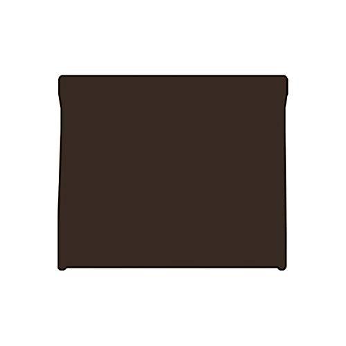 - Brightt (MAT-UMY-182) Standard Cargo Floor Mat - Brown - compatible for 1995-2001 GMC Jimmy 4 Door (1995 1996 1997 1998 1999 2000 2001 | 95 96 97 98 99 00 01)