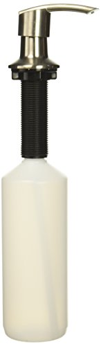 tuscan bronze soap dispenser - 5