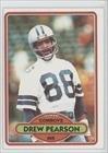 drew-pearson-football-card-1980-topps-base-250