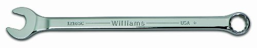 Williams 1219MRC-TH Met Ratcheting 12 Point Combination W...
