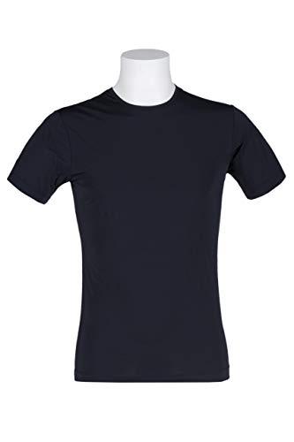 Jockey T-shirt Microfiber (Jockey Men Microfiber Air T-Shirts Pack of 2 Black Extra Large)