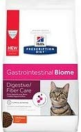 HILL S Prescription Diet Gastrointestinal Biome Digestive Fiber Care with Chicken Dry Cat Food 4 lb