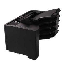 30G0852-B Lexmark T650 T652 T654 5 Bin Mailbox Complete Black (Five Mailbox Bin)