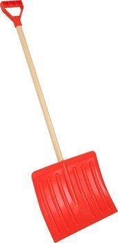Superio 270 Kids Snow Shovel with Wooden Handle