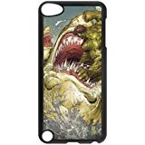 The Incredible Hulk Phone Case Customized Hard Snap-On Plastic Case for iPod Touch 5 5th Generation Cases iPod