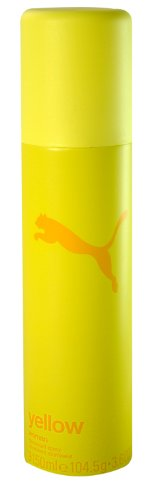 Puma Yellow woman femme, Deodorant, Vaporisateur / Spray 150 ml, 1er Pack (1 x 150 ml)