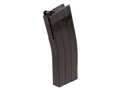 KWA LM4 PTR Airsoft Gas Blowback Rifle Magazine, 40 Rds - Gas Rifle