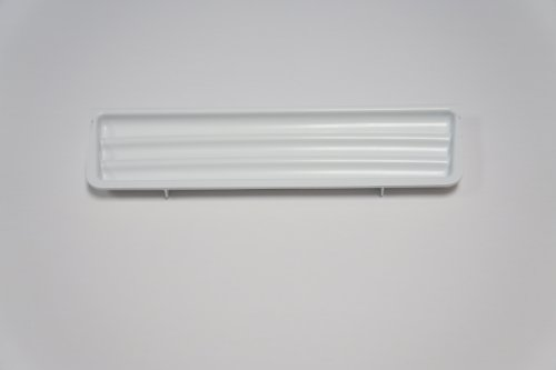 frigerator Overflow Grille It 9 (White) (Whirlpool White Refrigerator)