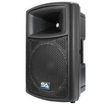 Powered 12 Inch PA/DJ Loudspeaker Cabinet
