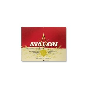 [해외]ホルベイン 아발론 수채화 용지 구획 동안 300g (안 口)를 통하여 12 장의 철 271-001 VB-SM / Holbein Avalon Watercolor Paper Block Medium Paper 300g Medium Thick Mouth 12 pieces 271-001 VB-SM
