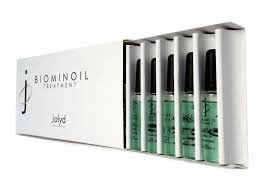Biominoil Biocomplex Plus Hair Treatment (Intensive Reconstructive Treatment for Weakend Hair- 10 vials in pkg.) by Jalyd Professional (John and Amico Professional)