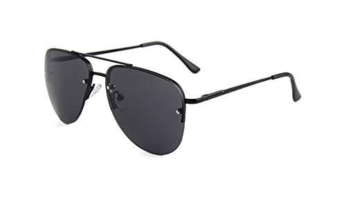 Hombre piloto Gafas Aprigy la Gafas para Noche Gafas Té gris la Sol de al Mujeres Nocturna Estilo Sol de visión Libre de Las de de de conducción Aire qwIrvxwBC