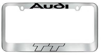 Audi TT License Plate Frame