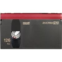 Maxell DVPHD-126EXL DVCPRO HDVideo Tape 126 Minute, Large