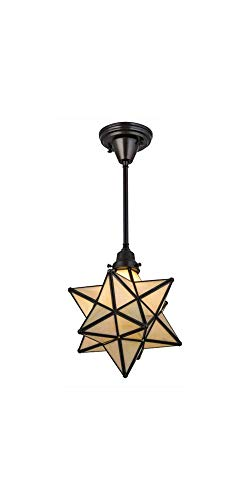 (12 in. Moravian Star Pendant)
