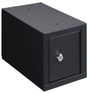 STACK-ON Steel Security Box with Lock SBB-11 [All-steel] by