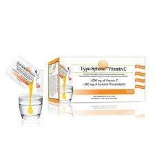 LivOn Laboratories Lypo-Spheric Vitamin C -- 30 Packets