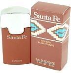 Aladdin Santa Fe Cologne - Santa Fe By Tsumura For Men. Cologne Spray 1.7 Oz