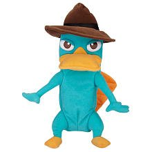 (Disney Phineas and Ferb: Transforming Perry Plush)