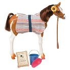 Our Generation Pinto Paso Foal with Accessories for 18-Inch - Sale Warehouse Girl American 2017