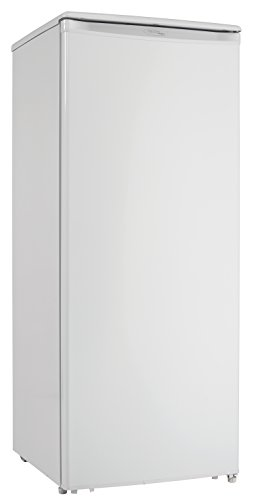 Danby 8.5 Cu. Ft. White Upright Freezer