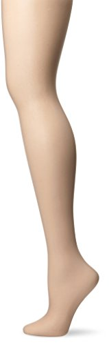 - CK Women's Infinite Sheer Pantyhose with Control Top, Buff, Size A