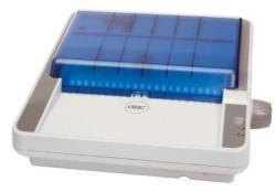 GBC CombBind C450E Binding System, 25 Sheet Punch Capacity, 425 Sheet Binding Capacity, Gray (W59218)