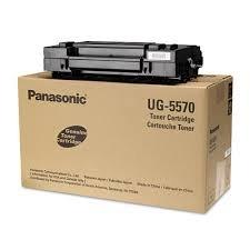 Panasonic - Ug5570 Toner, 10000 Page-Yield, Black