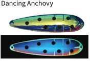 Dancing Anchovy Moonshine Lures Mag RV Series 5'' by Moonshine Lures