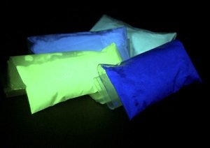 4 Color Set Glow in the Dark Pigmen…