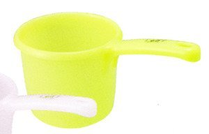 - JapanBargain S-3040, Japanese Water Ladle Leaf Series Green #0917