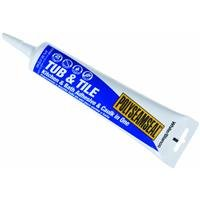Henkel Polyseamseal 6-Ounce Tub and Tile Squeeze Tube, White #DM410P21 by Henkel