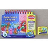 Learning First System Leappad - Leap Frog: Once Upon a Rhyme: Preschool Reading Educational Booklet and Cartridge for My First LeapPad Learning System - System NOT included