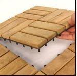 Roof Deck Tiles - 7