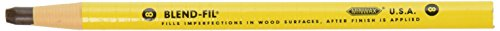Minwax 110086666 No 8 Blend-Fil Wood Repair Stain Pencil, Driftwood (8 Pencils)