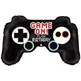 """36"""" Video Game Controller Mylar Balloon (2 Pack)"""