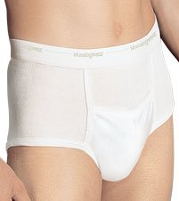 Man Full Rise Pouch Brief - 1