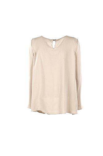 Blusa Donna Twin-Set 46 Beige Ps8255 Primavera Estate 2018