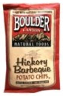 product image for Boulder Canyon Hickory Bbq Potato Chips Gluten Free (12x5 Oz)