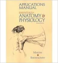 Amazon com: Essentials of Anatomy & Physiology: Applications Manual