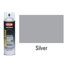 (Krylon Industrial Quik-Mark Sb General-Purpose Marking Paint Silver - Lot of)